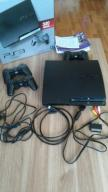 PS3 500gb 2xpad, 28 gier