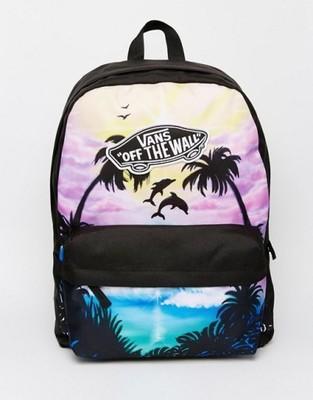 plecak vans w palmy