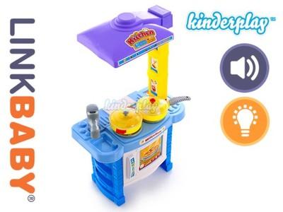 Kinderplay Kuchnia Dla Dzieci światło Dźwięk 5953157400