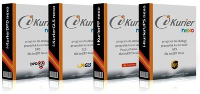 cbe9c687 Integracja Subiekt nexo z UPS, DPD, GLS, PP - 6543077994 - oficjalne ...