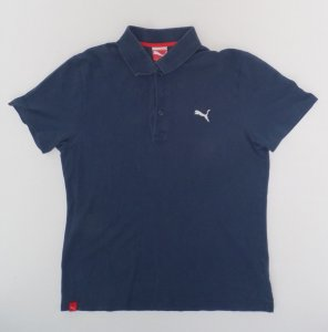 Męska koszulka polo PUMA - M