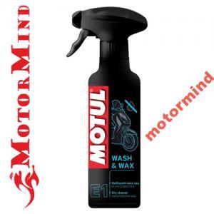 Środek do mycia motocykla MOTUL E1 Wash & Wax