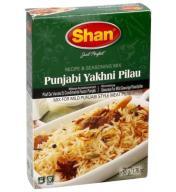 Punjabi Yakhni Pilau