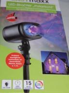 Projektor LED efekt zorzy polarnej EasyMaxx Aurora