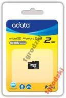 A-DATA PAMIĘĆ MICRO SD 2GB - DO KOMÓREK NAWIGACJI