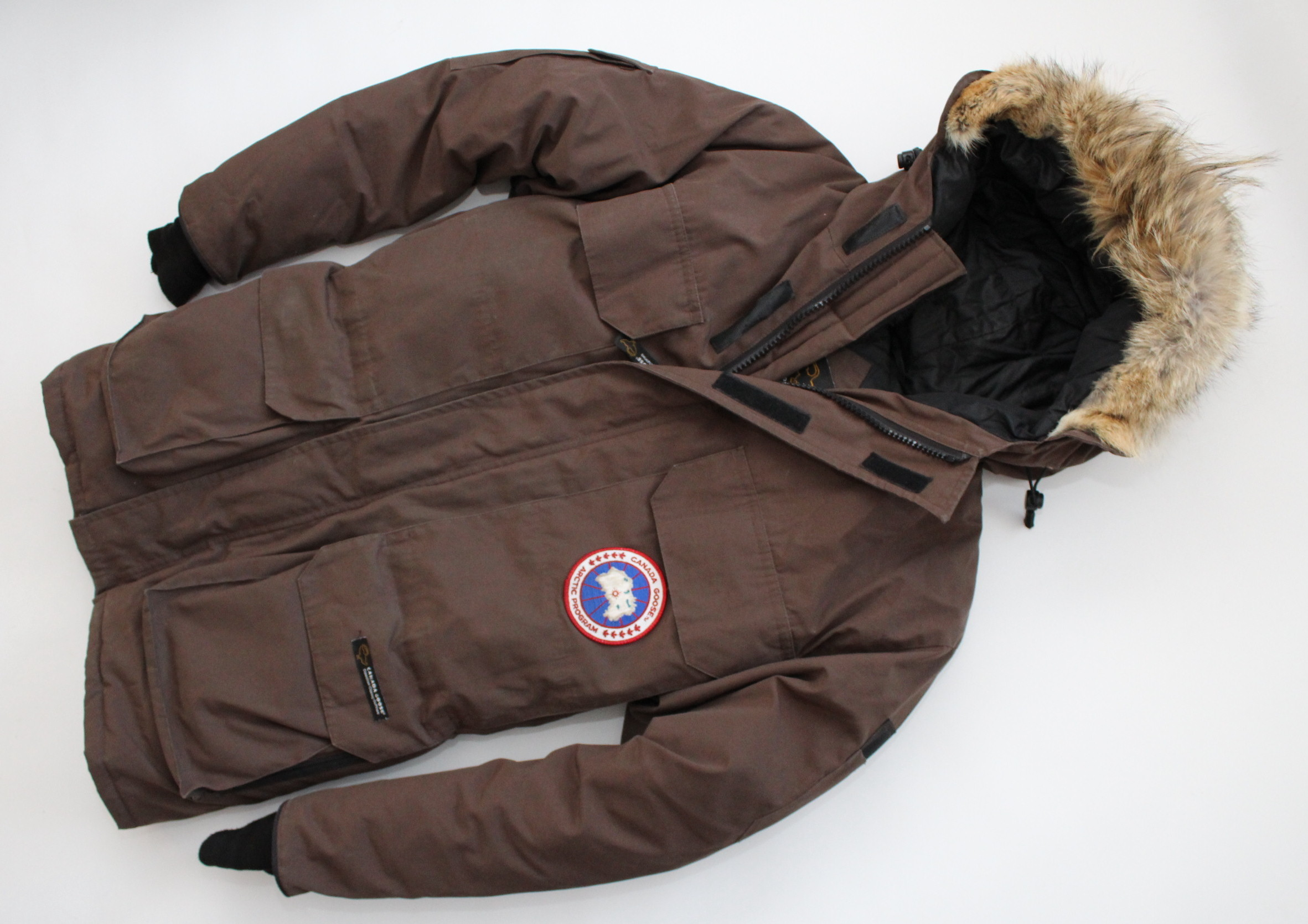 canada goose Expedition puchowe