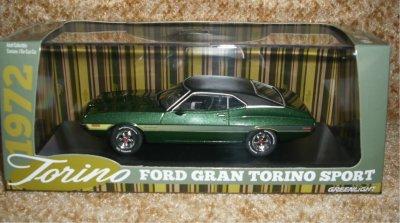 Ford Gran Torino Sport Clint Eastwood Unikat