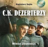 C.K. Dezerterzy (Audiobook na CD)