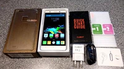Cubot S550 4G LTE 2GB RAM 16GB szkło 4x1.3 5,5 cal