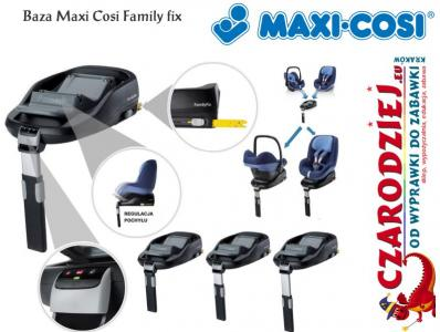 Baza Isofix FamilyFix Maxi Cosi Cabriofix, Pearl