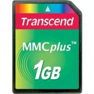 Karta pamięci MMC Plus Transcend TS1GMMC4, 1 GB