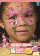 Zestaw do malowania twarzy Djeco Motylek