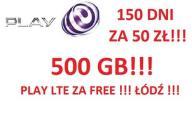 INTERNET NA KARTĘ RED BULL 150 DNI/50ZŁ ŁÓDŹ