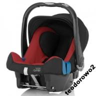 BRITAX ROMER BABY SAFE PLUS SHR II CHILI PEPPER