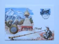 Koperta - NEPAL - K603