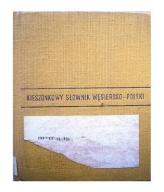 Kieszonkowy słownik węgiersko-polski - 1965