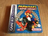 MARIO KART - GAME BOY ADVANCE - KOMPLET