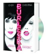 Burleska. Cher, Christina Aguilera Nowy DVD