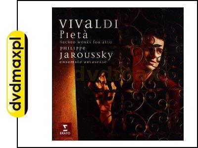 PHILIPPE JAROUSSKY / ENSEMBLE ARTASERSE: VIVALDI -