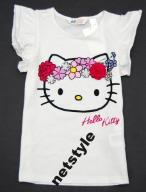 H&M bluzka hello kitty 110/116 4-6lat