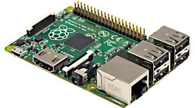E71 Raspberry Pi Model B+, 512 MB, Broadcom BCM283