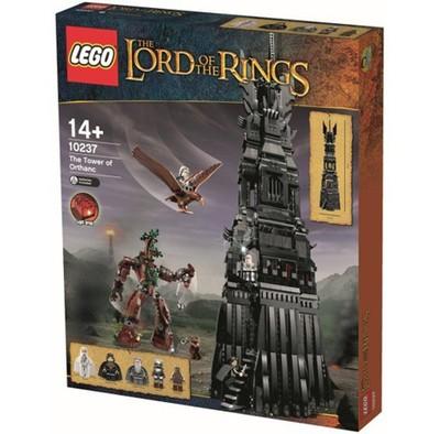 Lego Władca Pierścieni 10237 Tower Of Orthanc W Wa 6990114089