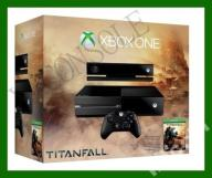 XBOX ONE TITANFALL KINECT 500 GB