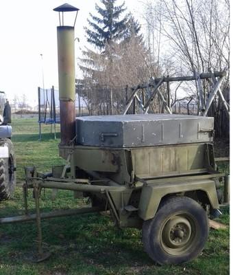 Wojskowa Kuchnia Polowa 6627203750 Oficjalne Archiwum Allegro