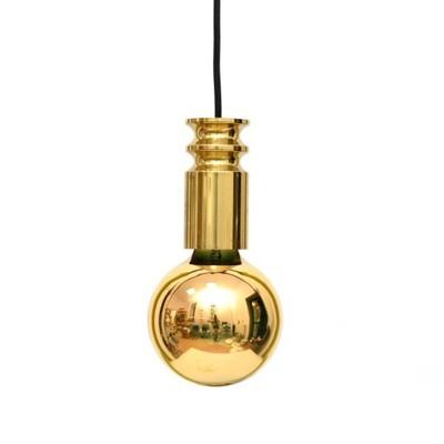 Lampa Oprawa Zlota Kula Lata 60 Te Dunski Design 6929657202