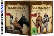 Winnetou [16 Blu-ray] Karl May: MEGA Kolekcja