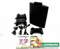 PLAYSTATION 3 SUPERSLIM 12GB/ PAD X3/ GRA X2/KAM