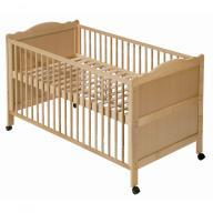 Drewniane łóżeczko dla niemowląt EASY Baby *SALE**
