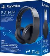 Słuchawki PLATINUM SONY do PS4