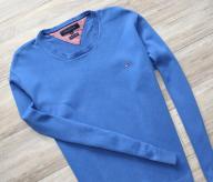 Sweter Tommy Hilfiger XL 42 bdb męski oryginał