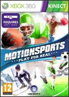 MOTIONSPORTS PLAY FOR REAL XBOX 360 NOWA IMPULS