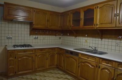 Meble Kuchenne Używane Z Drewna Dębowego 6716796665