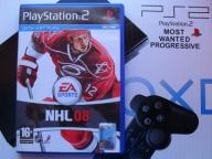 NHL 08 HOKEJ PS2 PLAYSTATION 2