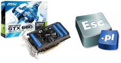 MSI GeForce GTX 660 OC 2GB DDR5 + Watch Dogs