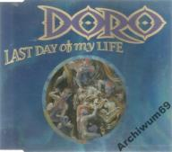 Doro Last Day Of My Life CDsp Warlock S