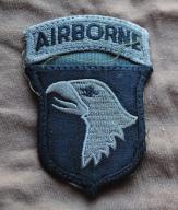 naszywka U S ARMY US 101st Airborne Division acu