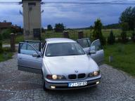 BMW E39 530 diesel Kombi OC i przegląd do 8.2018r.