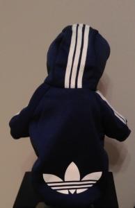 UBRANIE BLUZA dla PSA Adidas Jesieńzima 2015