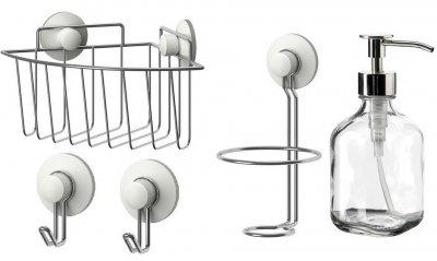Akcesoria Do łazienki Zestaw 5 Szt Ikea
