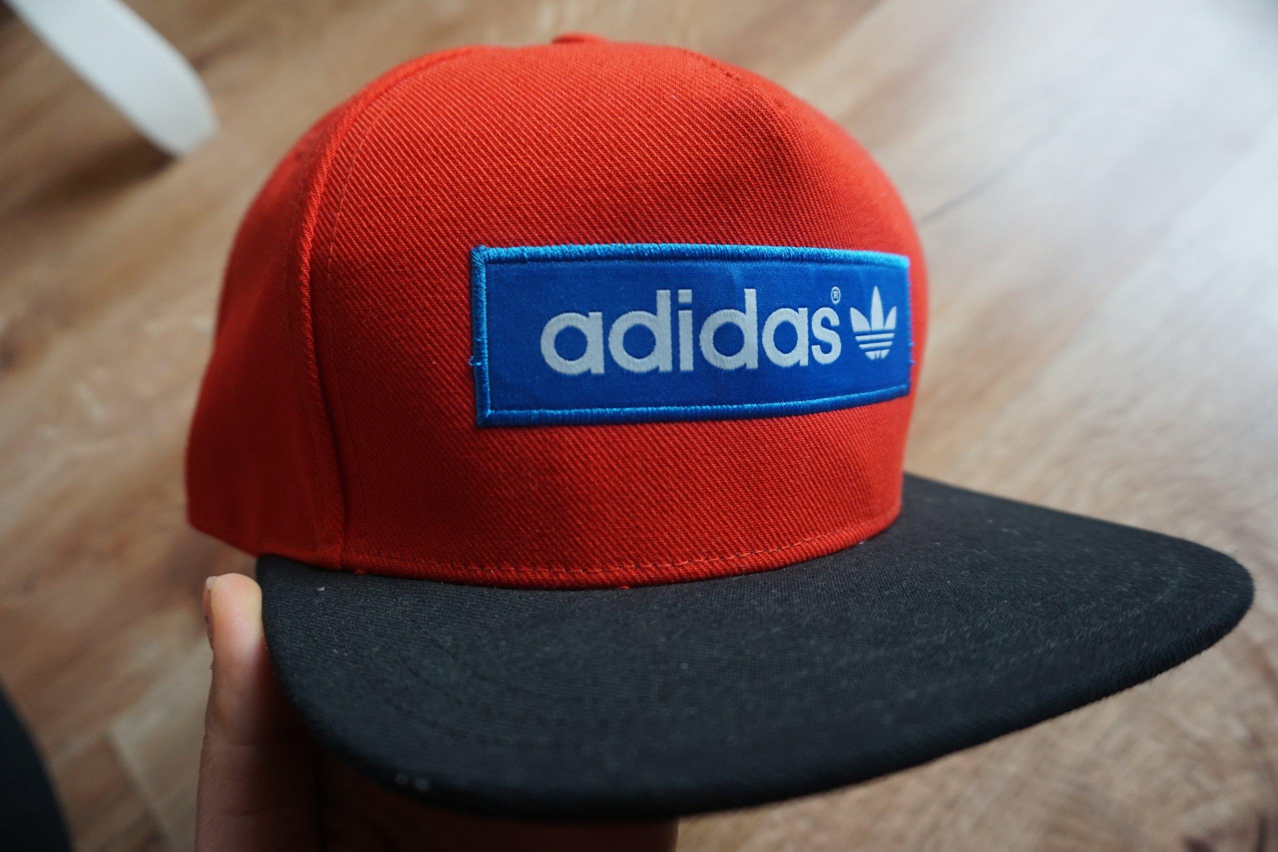 Czapka snapback fullcap Adidas - 7011038151 - oficjalne archiwum allegro e27f585c84d