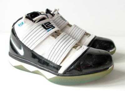 competitive price 1ade4 f0ef8 __ NIKE ZOOM SOLDIER 3 __ 44 LeBron James air max