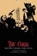 The Coral - Liverpool Academy - plakat 61x91,5cm