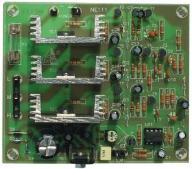 NE111 Iluminofonia 3-kanałowa - zestaw do montażu