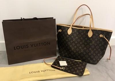 d751ea5ae2123 LV Louis Vuitton Neverfull MM Monogram nr seryjny - 6630258939 ...