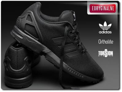 4a146c1be Buty damskie Adidas ZX Flux S82695 r.36-40 Czarne - 5626617429 ...