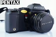 Pentax A3 ze znakomitym Pentax-M 1.7/50